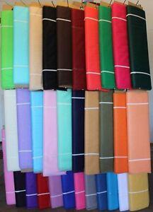 Tulle-Bolt-54-x-40-Yards-X-Large-Bolt-Wedding-Decoration-30-Colors-Bow-Craft