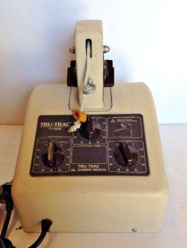 SUNRISE MEDICAL TRU-TRAC TT-92B12 PORTABLE INTERMITTENT TRACTION MACHINE