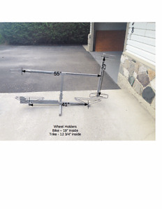Varna Cycle & Bike Custom Hitch Mount Rack