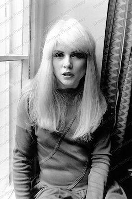 8x10 Print Debra Harry Blondie 1978 #DB77