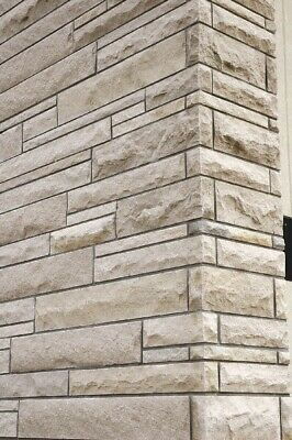 Limestone Construction Masonry Pallet Stone House Building Material