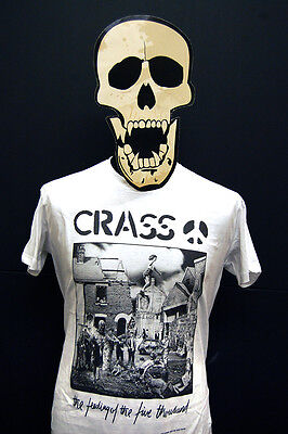 Crass - The Feeding Of The 5000 - T-Shirt - The Feeding Of The 5000
