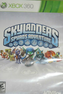 Skylanders-Spyros-Adventure-Xbox-360-2011-GAME-ONLY-DISC-ONLY