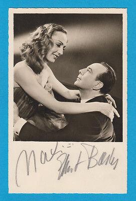 Maxi Herber (Baier) (†) (GER) & Ernst Baier (†)  - Eiskunstlauf - # 13808