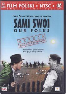 Sami-Swoi-DVD-Sylwester-Checinski-POLSKI-POLISH