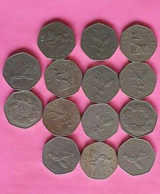 Pièces de monnaies Angleterre lot