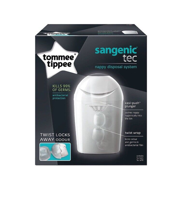 Tommee Tippee Nappy bin - Brand New