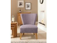 Armchair purple.