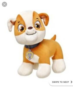 In search of- rubble paw patrol build a bear