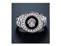 Nice men's ring size S