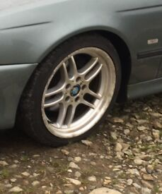 "18"" BMW E38 E39 M Parallels Alloys"