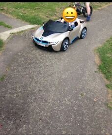 BMW i8 electric ride on