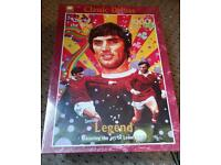 Manchester United George Best 1000 piece jigsaw