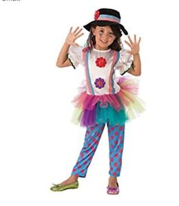 Children's Clown Costume - NEW