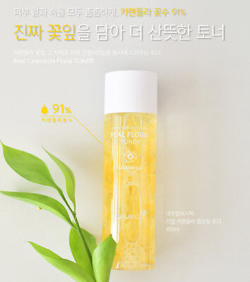 Natural Pacific 100  Real Flower Energy Toner 180Ml