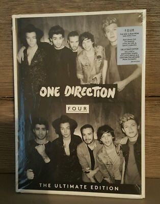 One Direction  Four  The Ultimate Edition  Cd