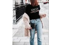 Gucci black t-shirt