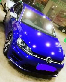 **Urgent** Golf r mk7 may px gtd gti s3