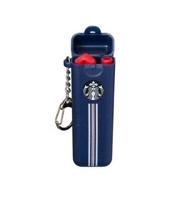 Starbucks korea 2021 21 FILA fordable straw