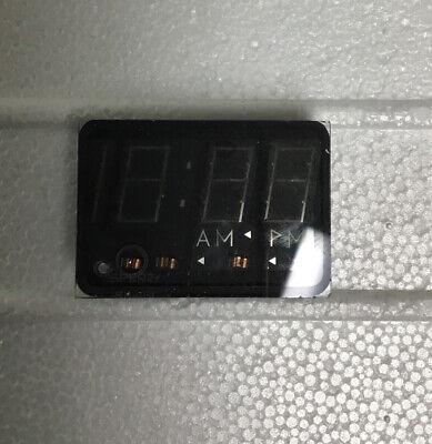 Sperry Sp-151 Panaplex Display Neon Plasma Tube Nixi Time Clocks Gas
