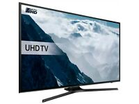 Samsung UE40KU6000 43 Inch UHD HDR Smart LED TV.