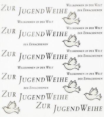 Hobby Design Sticker - HobbyFun -  Zur Jugendweihe 1- 399