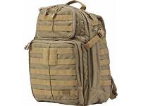 5.11 Rush 24 Backpack in Sandstone