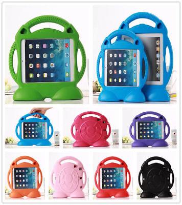 Kids ShockProof Safe EVA Foam Stand Case Cover For Apple iPad2/3/4 Air1/2 - Foam Apples