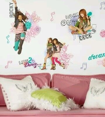Rocky And Cece (26 Roommates Rmk1684Scs Shake It Up Peel And Stick Wall Decals Disney Rocky)