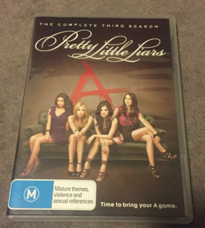 Pretty Little Liars : Season 3 (DVD, 2013, 6-Disc Set)