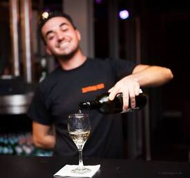 Bar & Waiting Staff Excellent Package - Cardiff Zerodegrees