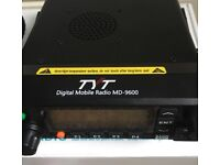 TYT MD-980 dual band DMR GPS