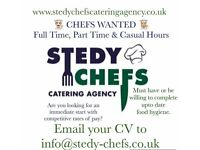 Chef Jobs, Immediate Starts