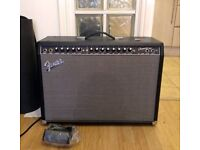 Fender Champion 100 - barely used