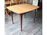 Mid Century Meredew Extending Dining Table