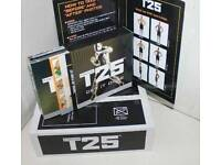 T25 workout dvd - New - Price includes recorded delivery