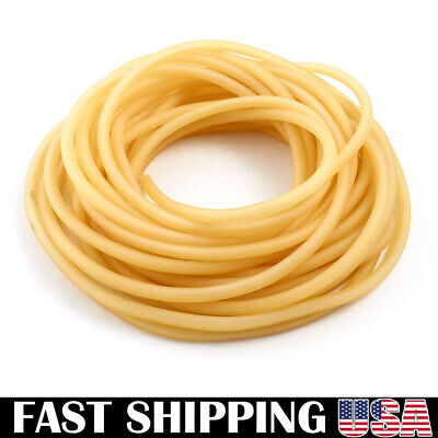 33ft 14 Od 316 Id Natural Latex Rubber Tubing Surgical Tube