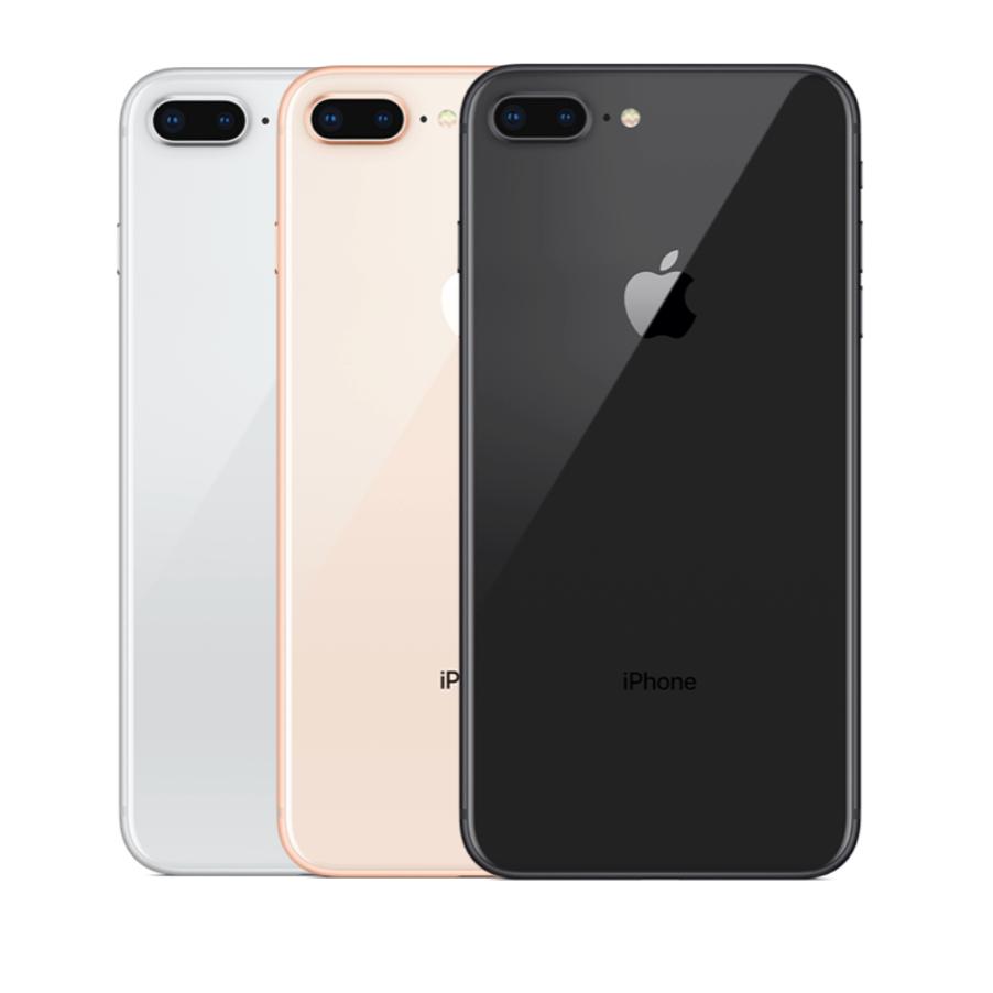 Apple iPhone 8 PLUS 64gb-GSM+CDMA UNLOCKED-USA Model-Apple Warranty-BRAND NEW