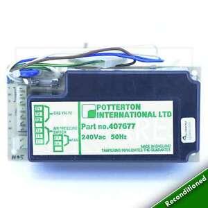 POTTERTON NETAHEAT PROFILE 30E 40 50 60 80 PCB 407677 COME WITH 1 YEAR WARRANTY