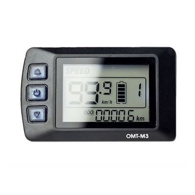 ebike intelligent LCD Control Panel Display Electric Bicycle bike Parts (Electric Bicycle Parts)