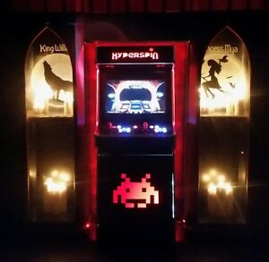 Maxxx in 1 - Custom Standup 2P/4P HyperSpin Arcade Machines Wangara Wanneroo Area Preview
