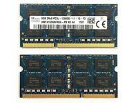 SK Hynix 8GB RAM Module 2Rx8 PC3L-12800S