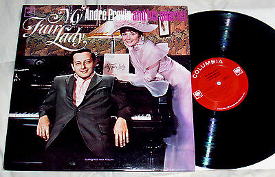 ANDRE PREVIN My Fair Lady HERB ELLIS Red Mitchell Frank Capp NM Columbia 2-Eye