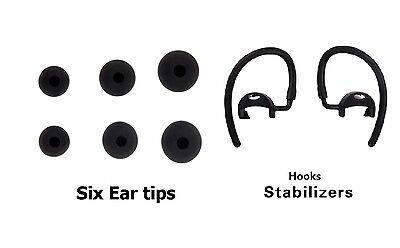 New accessory hooks and eartips fit for Beyution Jarv ilive