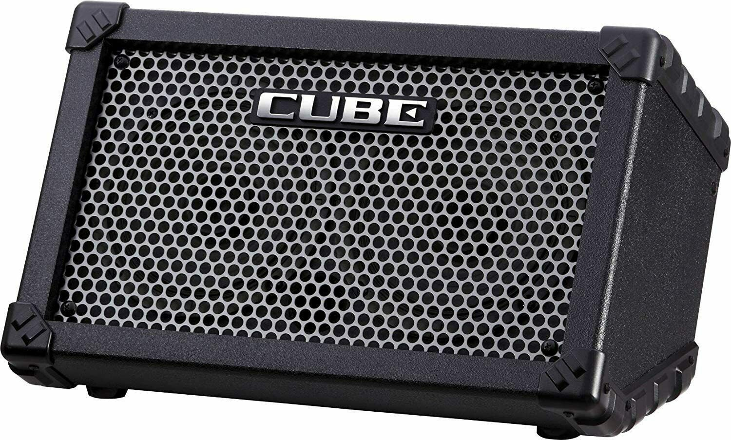 Brand New Roland CUBE Street Two-Channel Battery-Powered Stereo Amplifier - $269.95