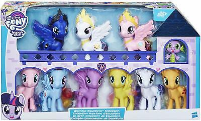 Ultimate My Little Pony (New! My Little Pony Friendship is Magic Ultimate Equestria Collection by)