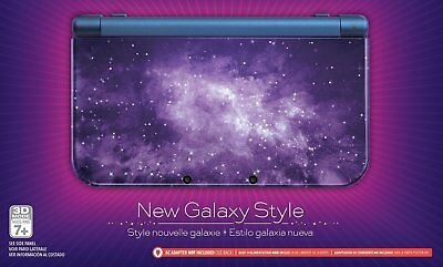 Nintendo New 3Ds Xl   Galaxy Style Brand New