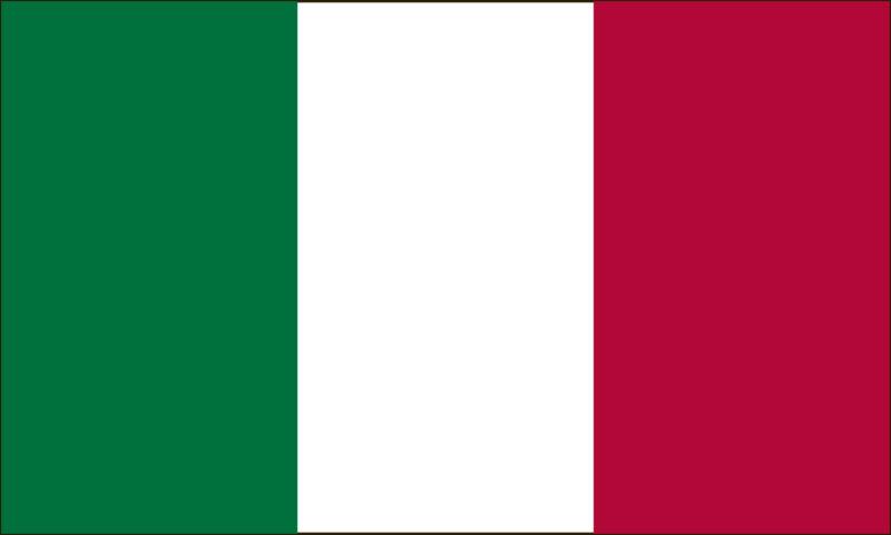 3x5FT 3 x 5 FT Strong Italy Italian SolarMax Nylon Flag