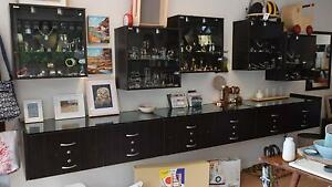 Fantastic jewellery display cabinets Terrigal Gosford Area Preview
