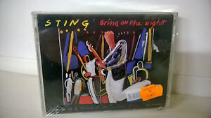 STING-BRING-ON-THE-NIGHT-DOPPIA-MUSICASSETTA-NUOVA-SIGILLATA